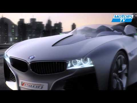 BMW Vision ConnectedDrive concept car 2011 - YouTube