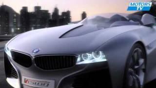 BMW Vision ConnectedDrive concept car 2011