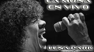 La mona Jimenez en el Luna Park 2014   Beso a beso