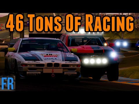46 Tons Of Racing - Forza Motorsport 7