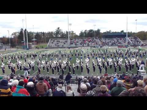 Blugold Marching Band 2013  50 Ways to Say Goode