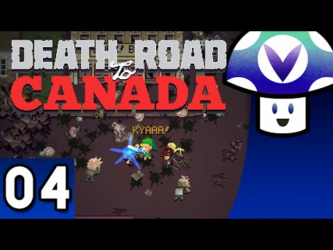Vinesauce Vinny  Death Road to Canada part 4