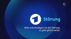 """""""Störung"""" bei Anne Will 09.07.2017; DAS ERSTE HD"""