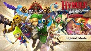 Hyrule Warriors Legends (Legend Mode - 100%) : Part 72 - Scattered Seeds (Rewards Map)