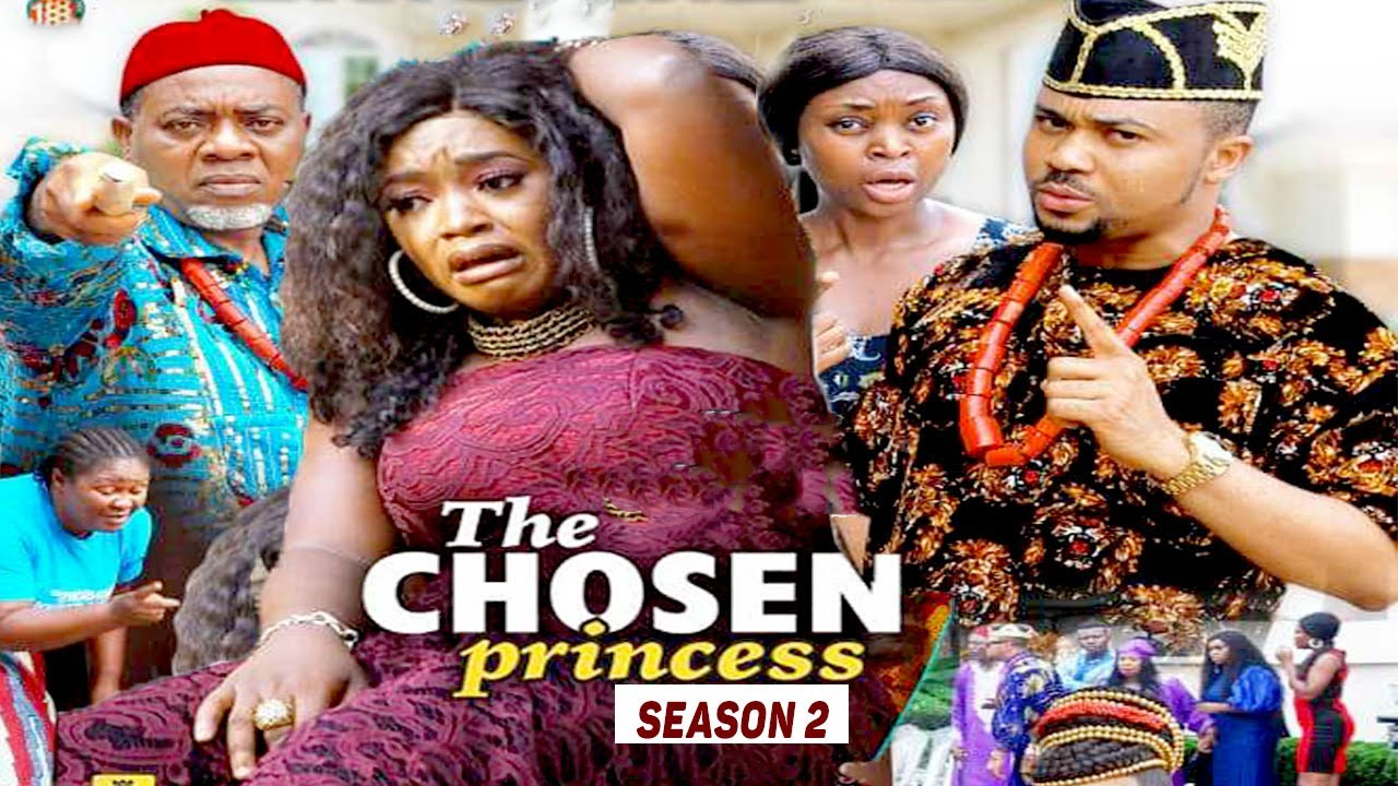 Download THE CHOSEN PRINCESS (SEASON 2) {TRENDING NEW MOVIE} - 2021 LATEST NIGERIAN NOLLYWOOD MOVIES