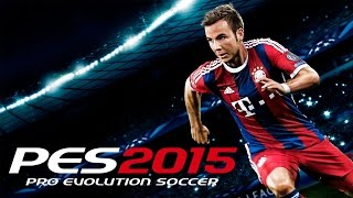 PRO EVOLUTION SOCCER 2015 » PES 2015 » Gameplay  | Deutsch German [HD+]