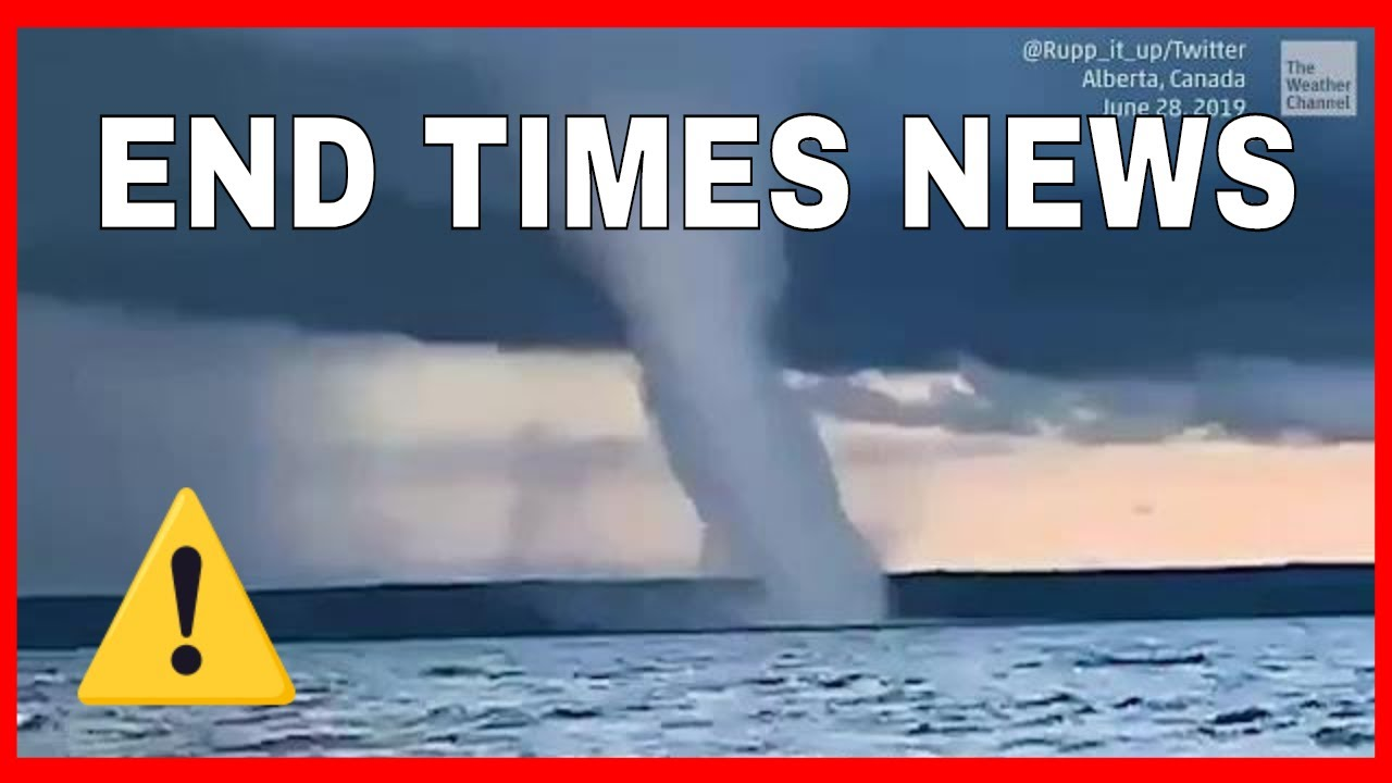 End Times signs prophecy news update (aug 7, 2020)