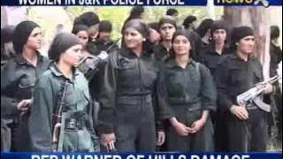 Women now combat ready in Jammu and Kashmir | Terror Attack