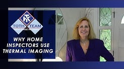 Toth Team Worldwide:  Why home inspectors use thermal imaging