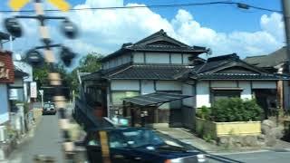 【JR九州 筑豊本線(福北ゆたか線)】新飯塚→直方 2021.7.28