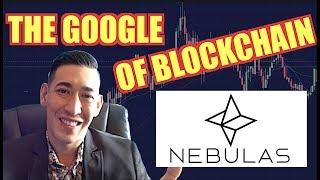 Nebulas / NAS Token . Google ON BLOCKCHAIN 3.0? Coin Contender