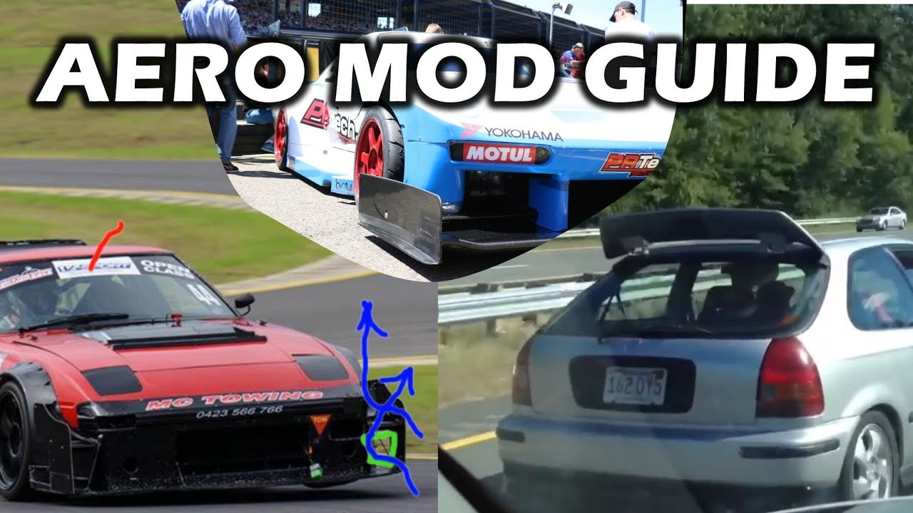 the beginners guide to aero modifications for your car youtube rh youtube com A Beginners Guide to Quilting Beginners Guide to SEO