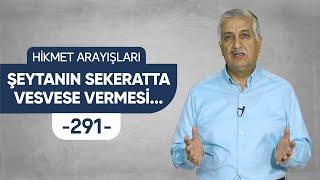 ŞEYTANIN SEKERATTA VESVESE VERMESİ... - HİKMET ARAYIŞLARI - 291 -