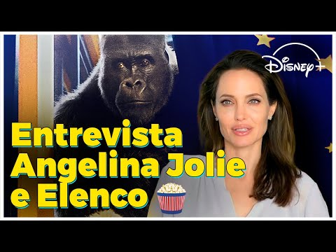 Angelina Jolie revela detalhes sobre o novo e INCRÍVEL filme do Disney+