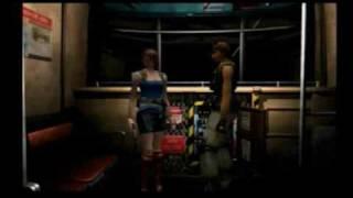 Resident Evil 3 Nemesis Alternate CutScenes(Part 2 of 5)