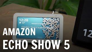 Amazon Echo Show 5: troppo BELLA la nuova interfaccia. La recensione