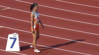 20171009 えひめ国体 少年女子A 400m決勝 奥村ユリ 検索動画 16