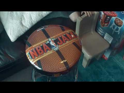arcade1up NBA JAM quick build #arcade1up #nba #nbajam from JAB Enterprise