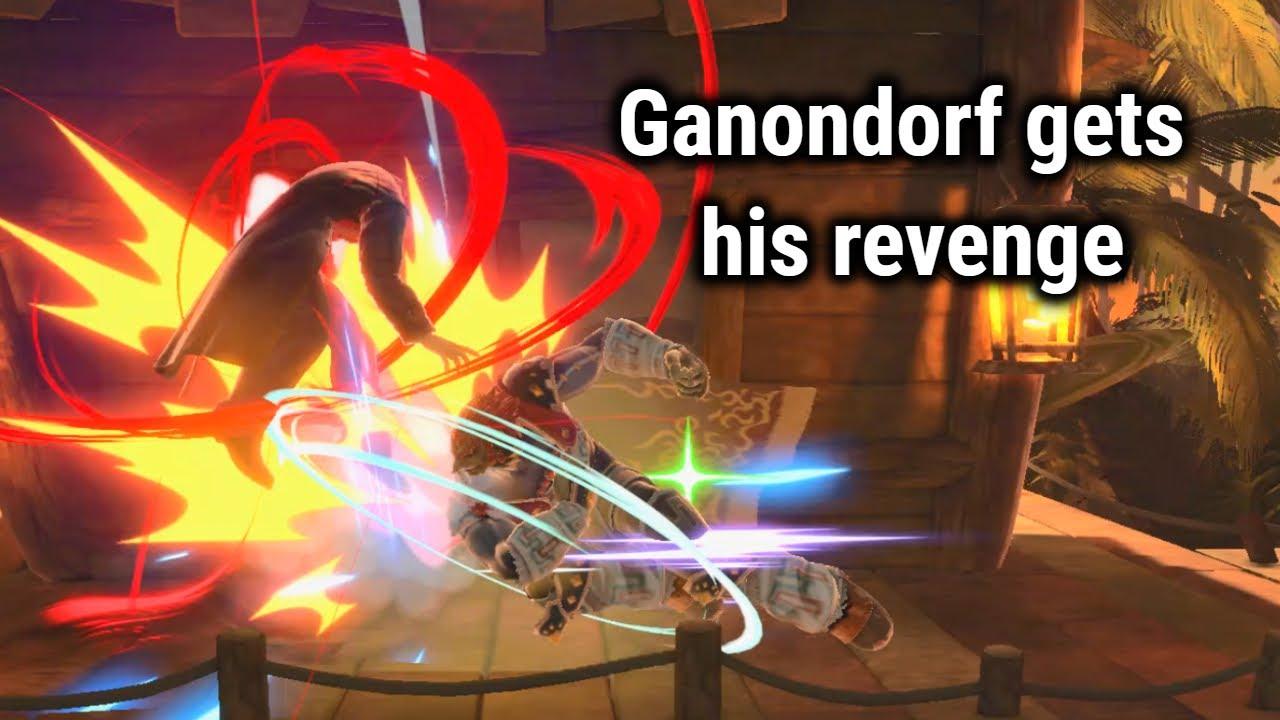Ganondorf gets his revenge