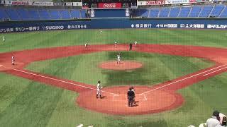 ハマスタ満塁弾~怪物~関戸康介ホームラン(明徳義塾中)(第35回全日本少年軟式野球大会)