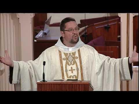 Daily Catholic Mass - 2017-08-21 - Fr. Anthony