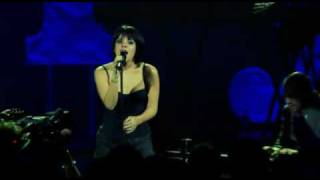Lily Allen -  He Wasn't There (Live At Shepherd's Bush Empire)