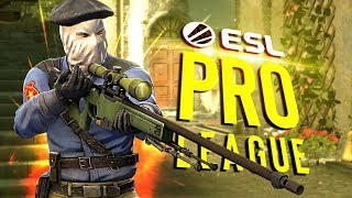 ESL Pro League Season 10 Finals - BEST PLAYS