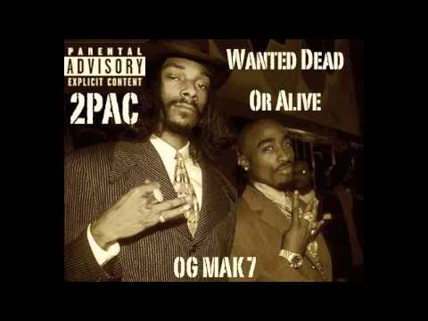 2Pac - 10. Wanted Dead Or Alive - Wanted Dead Or Alive