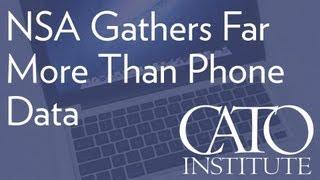 NSA Gathers Far More Than Phone Data (Julian Sanchez)