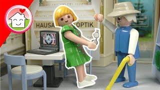 Playmobil Film Familie Hauser - Geht Mama wieder arbeiten? - Video für Kinder