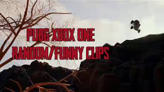 Xbox PUBG Funny/Random Clips