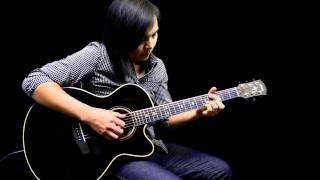 """The First Nowell"" - Eric Johnson's Version (Cover) by Jack Thammarat"