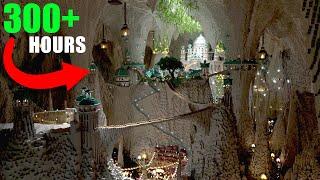 My Most EPIC Minecraft Build! - The Underground Kingdom