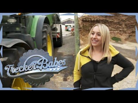 Trecker Babe Alina packt aus - so tickt die 22-Jährige   Trucker Babes   Kabel Eins
