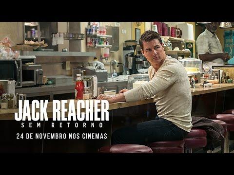 Jack Reacher: Sem Retorno│Clipe: Briga no Avião│Leg│Paramount Brasil