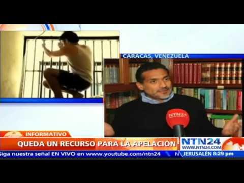 """""""Esta sentencia reitera los vicios de la primera"""": Abogado de Leopoldo López sobre condena del líder"""