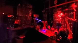 oneTesla Tesla Coil Speaker - Handel Messiah Hallelujah Chorus