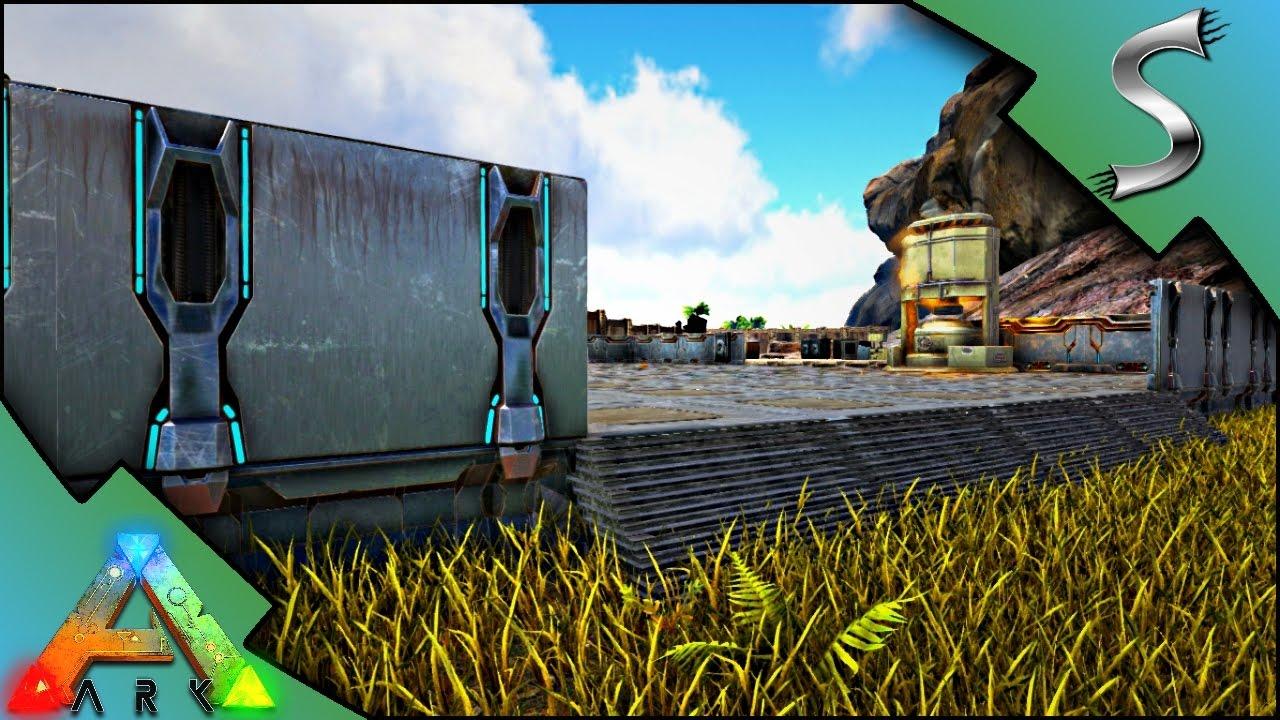 Ark Base Ideas