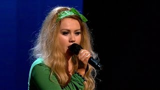 The Voice of Ireland Series 4 Ep4 - Nicola Lynch Blind Audition