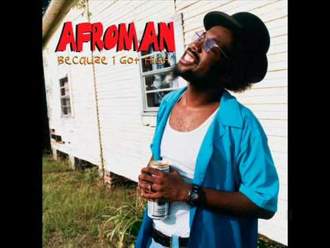 Afroman - back on the bus
