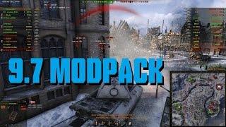 WoT: 9.7 ModPack [Deegies added]
