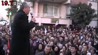 Muharrem İNCE Tayip Erdoğan'a Ders Veriyor ( Karne Verdi.  )