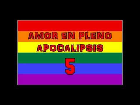 AUDIO RELATO GAY. AMOR EN PLENO APOCALIPSIS: CAPÍTULO 5
