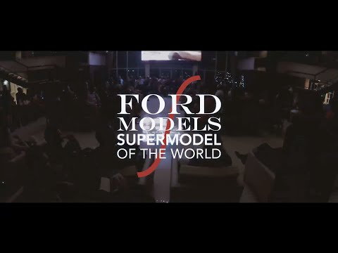 Final Supermodel of The World - Ford Models Brasil 2015 - SAX Departament Store