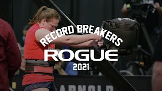 2021 Rogue Record Breakers Qualifier   Event 3 - Women's Bag Over Bar
