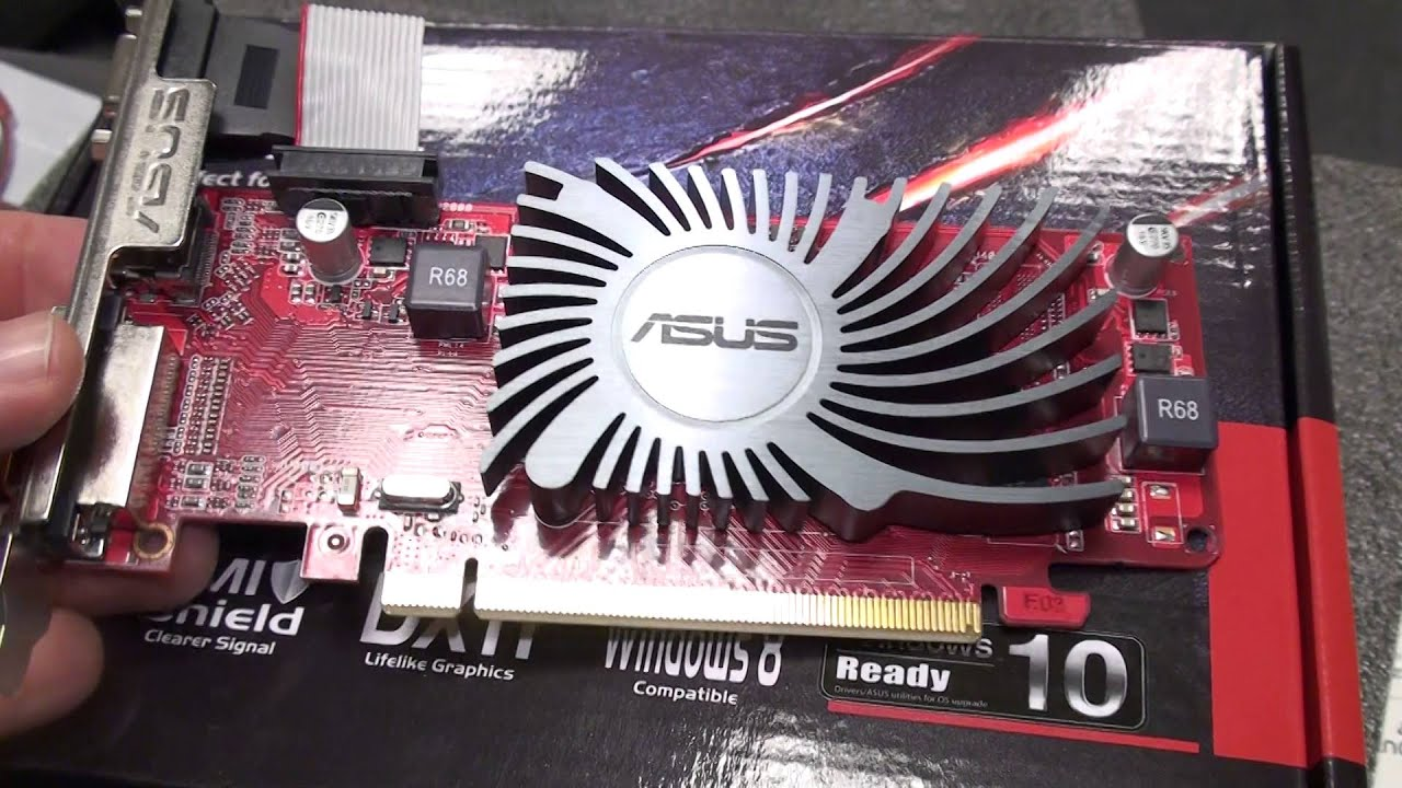 ASUS HD 5450 SILENT 1GB DDR3 DRIVER DOWNLOAD (2019)