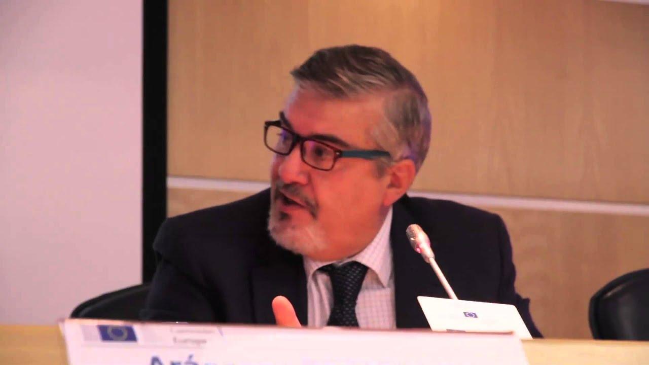 La Europa Excelente Ponente Jose Eugenio Candela
