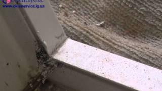 Замена спаяного в углах уплотнителя на пвх двери(, 2012-02-09T18:01:27.000Z)