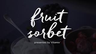 How to Make Frozen Dessert in a Vitamix