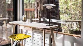 Multi-Level Californian Cabin in redwood Forests is the Perfect Escape